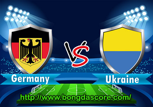 Germany VS Ukraine